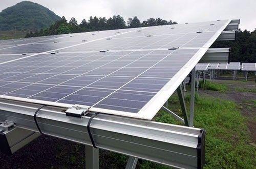 High Quality Aluminum Solar Panel Mounting Rails For Solar In 2020 Solar Panels Solar Extruded Aluminum