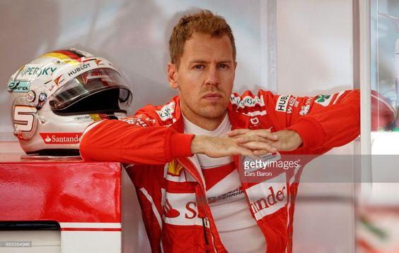 Sebastian Vettel kwalifikacje do GP Malezji