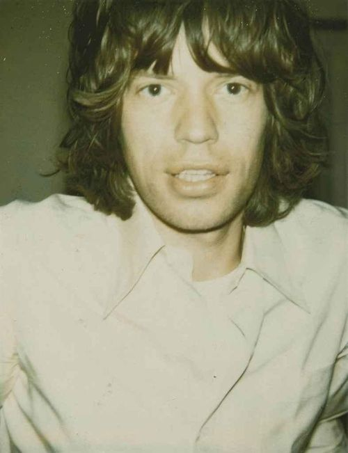 Mick Jagger younger days