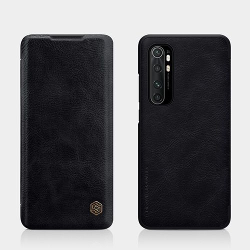 کیف چرمی شیائومی Mi Note 10 Lite مارک نیلکین Xiaomi Nillkin Phone Cases