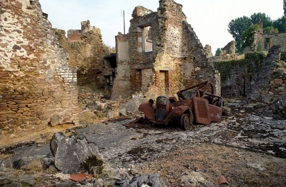 Oradour-sur-Glane France