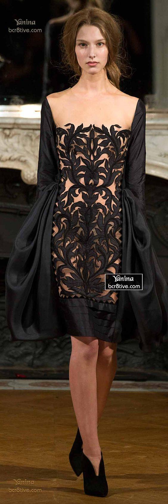 Yanina queda 2014-15 Haute Couture: