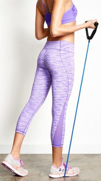 Workout Capri Leggings - Trendy Clothes