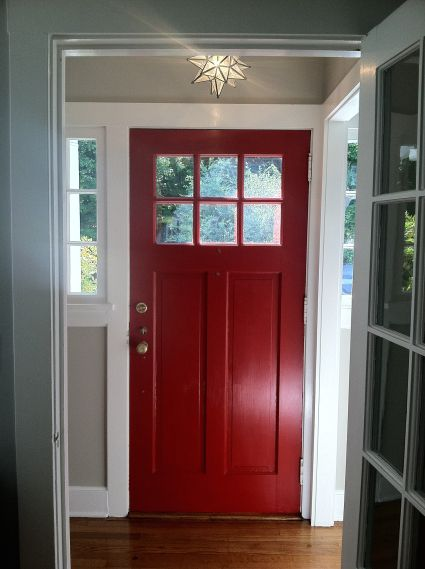 Benjamin Moore Comment And Red On Pinterest