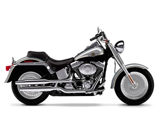 Harley-Davidson Fat Boy (2003)