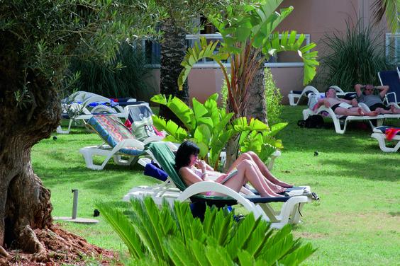 Tropic Garden Aparthotel **** #gardenhotels #ibiza