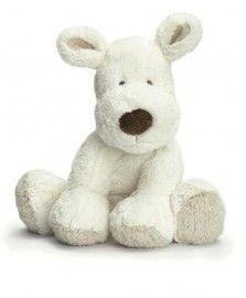 Mevrouw Schaap Baby-/Peutercadeaus: Teddykompaniet Knuffel Hond Klein: