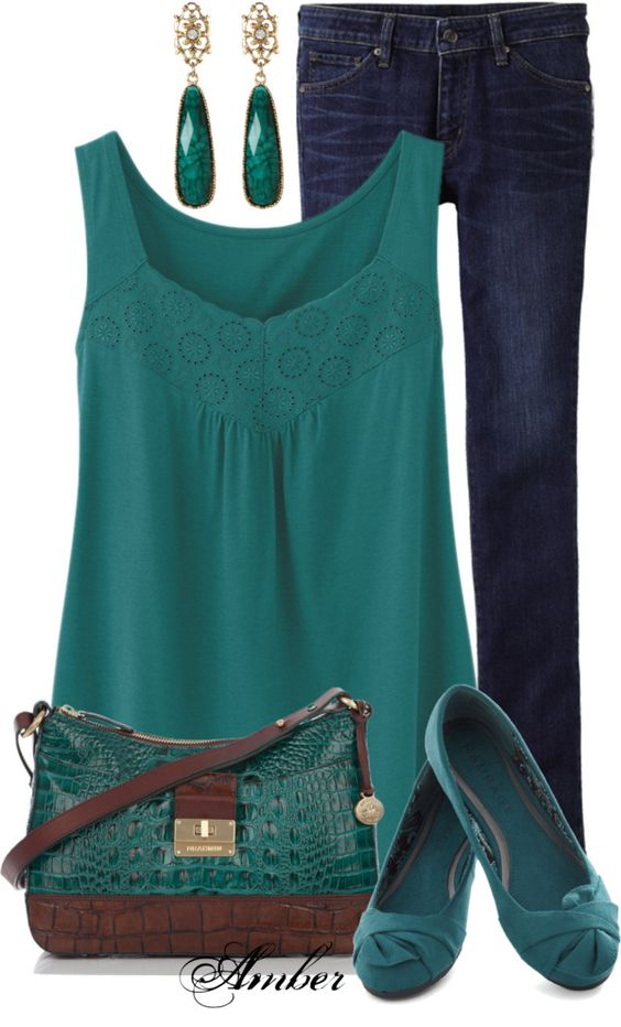 """Isabelle"" by stay-at-home-mom ❤ liked on Polyvore - love the color and style of this top"