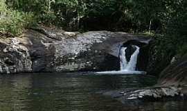 Divino de São Lourenço - Cachoeira do Granito