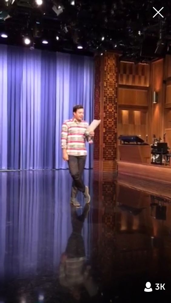 Sexual orientation: Jimmy standing like this.