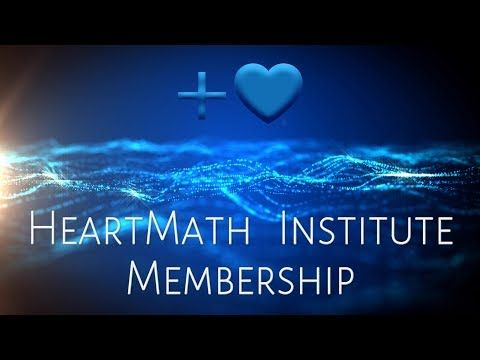 Become A Member Of The Heartmath Institute Community Youtube How To Become Institute Community