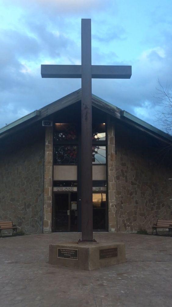 Wilcox Chapel : Alderson Broaddus University
