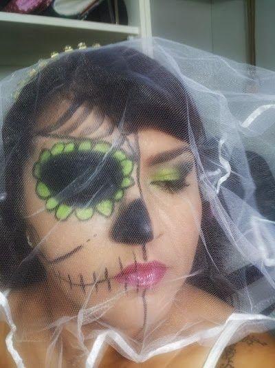 Make inspiração noiva mexicana