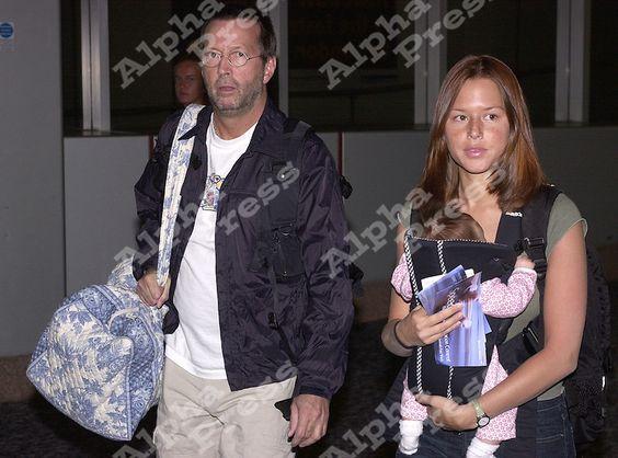 How Did Eric Clapton Meet Melia Mcenery