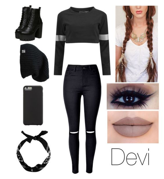 """""""Untitled #282"""" by hermaliciousaddiction on Polyvore featuring WithChic, Norma Kamali, Jeffree Star and Case-Mate"""