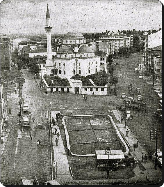 Şişli meydanı - 1960'lar İstanbul