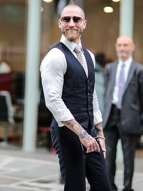 Mit diesen Items kannst du jeden Anzug pimpen | Männer anzug