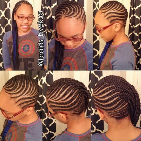 Braids, Instagram and Beautiful braids on Pinterest
