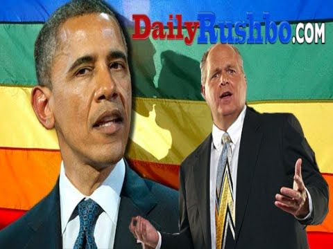 LIMBAUGH: Why Have TRANSGENDER People Become SO IMPORTANT To Barack Huss...