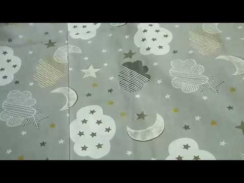 Couture Parure De Draps Bebeمشروع ناجح خياطة غطاء الطفل ايزار البيبي درا Youtube Couture Make It Yourself Need This
