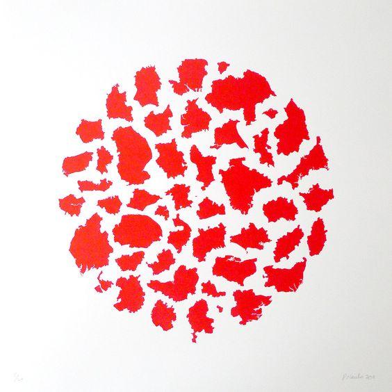 Circle of England Paul Neicho  £100