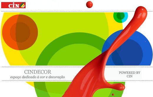 cindecor | espaço dedicado à cor e decoração