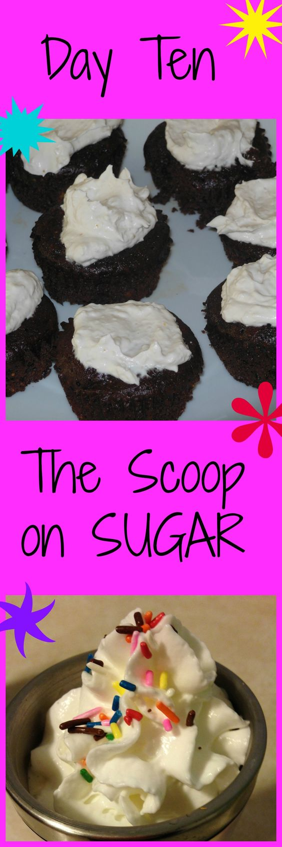 One of my favorite topics to talk about is Sugar. Did you know that sugar is 8 times more addictive than cocaine?  Get all the details on what sugar does to your body by clicking through and re-pin if you plan to cut back on sugar.