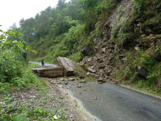 Landslides Occur When Related Keywords & Suggestions - Landslides ...