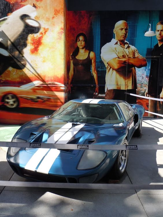 ford 1966 ford gt40 fast five - 1966 Ford Gt40 Fast Five