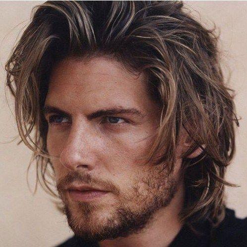 19 Coiffures Pour Cheveux Longs Coupe De Cheveux Homme Coiffure Homme Cheveux Mi Longs Cheveux Mi Long Homme Coiffure Homme Mi Long