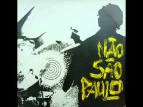 """V.A. """"Não Sao Paulo Vol. I"""" (Baratos Afins, 1986) Álbum completo / full ..."""