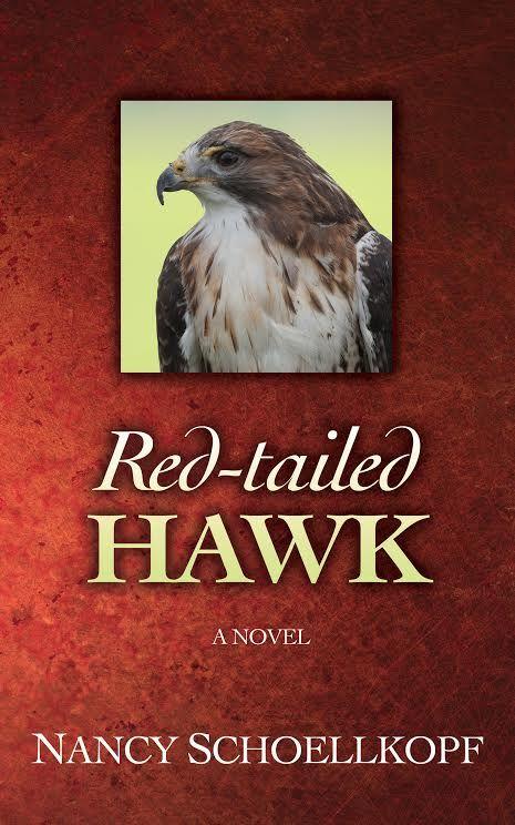 Red-tailed Hawk by Nancy Schoellkopf: