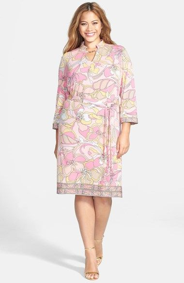 Looking for plus size Lilly Pulitzer-inspired clothes ...