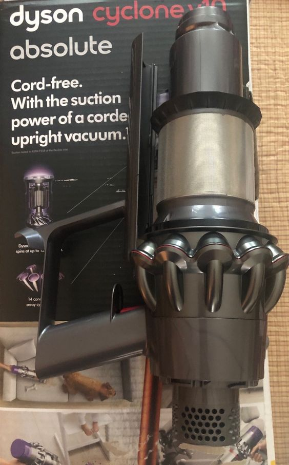 Dyson V10 Absolute Bare Tool New Open Box Dyson Vacuums Upright Vacuums Dyson