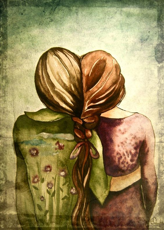 """""""The Sisters"""" by Claudia Tremblay"""