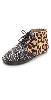 House of Harlow 1960 Killian Lace Up Booties