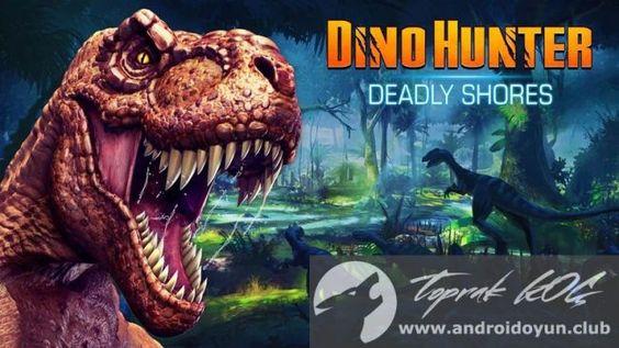 Dino Hunter v3.0.0 MOD APK – PARA HİLELİ - http://androidoyun.club/2016/11/dino-hunter-v3-0-0-mod-apk-para-hileli.html