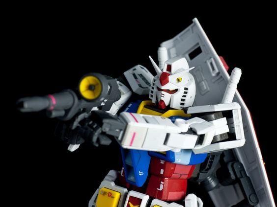Real Grade RX-78-2 Gundam-20
