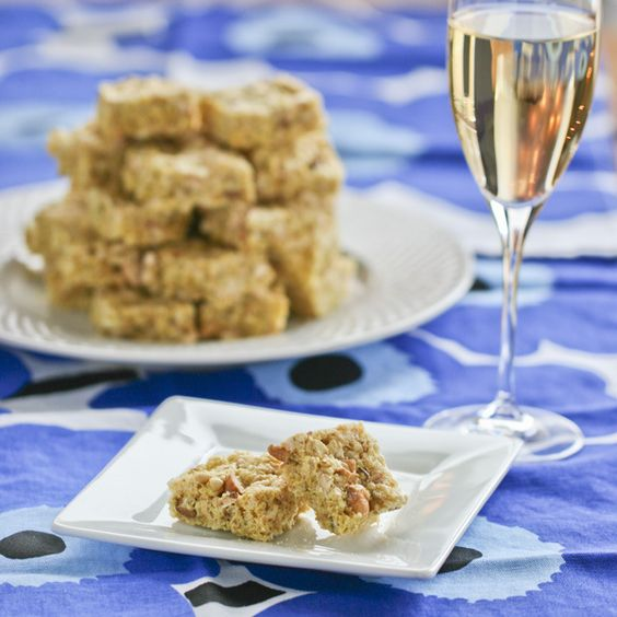 curried coconut cashew rice crispies