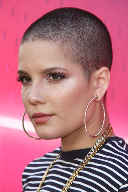 Buzz Cut Hairstyles for Women