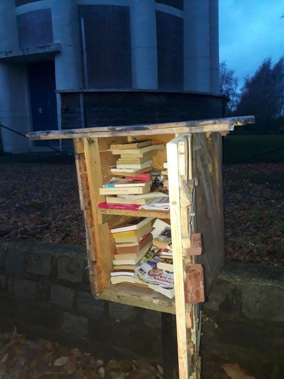Boîte à Livres Saint-Georges-sur-Meuse 11