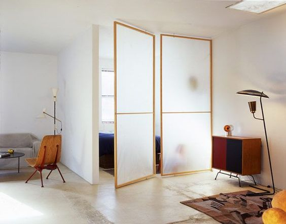The imagery of Ngoc Minh Ngo: Translucent Door, Lights Flowing, Modern Spaces