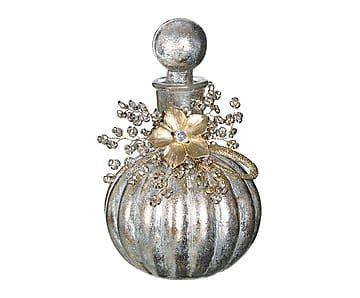 Botella decorativa de cristal I