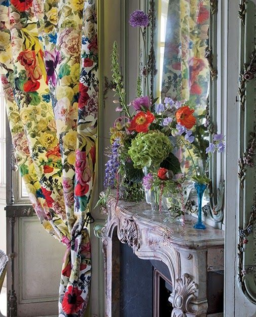 Designers guild do flowers beautifully.: