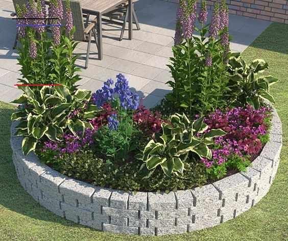 Beet Ganz Einfach Anlegen Gestalten Obi Gartenplaner Shadeperennials Dein Garten Dein Beet Ob Gemusebeet Blu Garden Projects Garden Outdoor Gardens