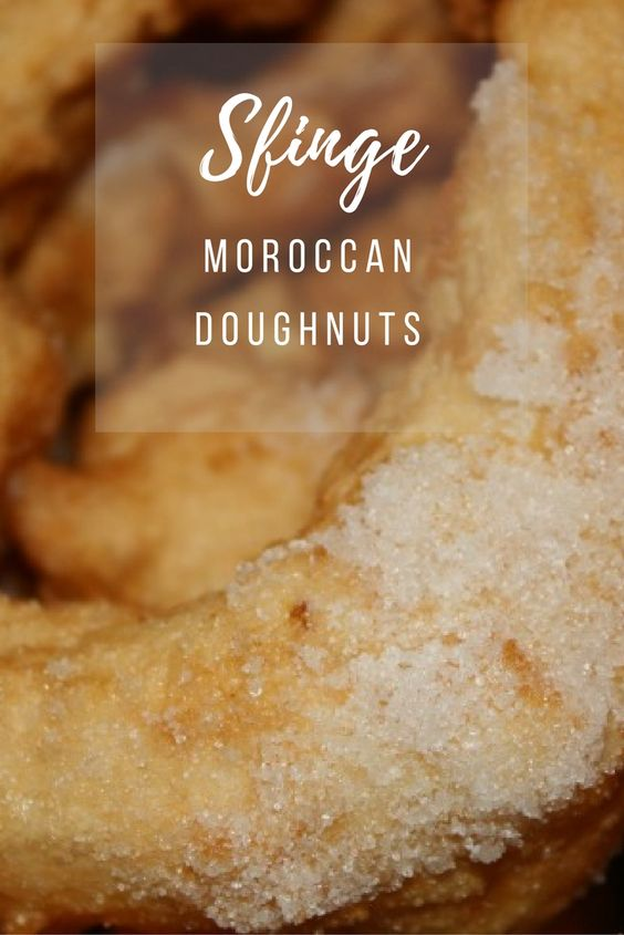 Pair these Moroccan Doughnuts (Sfinge) with hot apple cider or hot chocolate for a delicious autumn breakfast or snack. Get the recipe here!