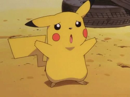 pikachu animated GIF