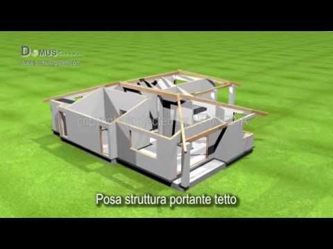 3d Video Animation Prefabricated House Building System