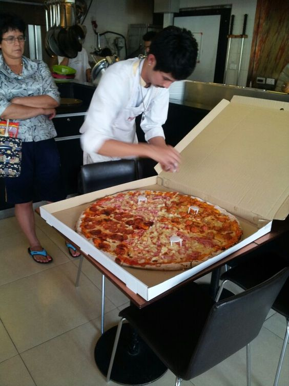 What a pizza