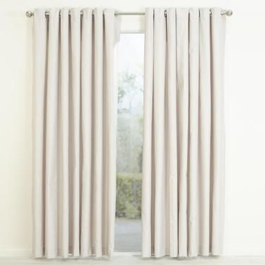 Blackout Curtains blackout curtains australia : Gummerson Bolton Eyelet Curtain Linen 270 - 340 x 223 cm ...